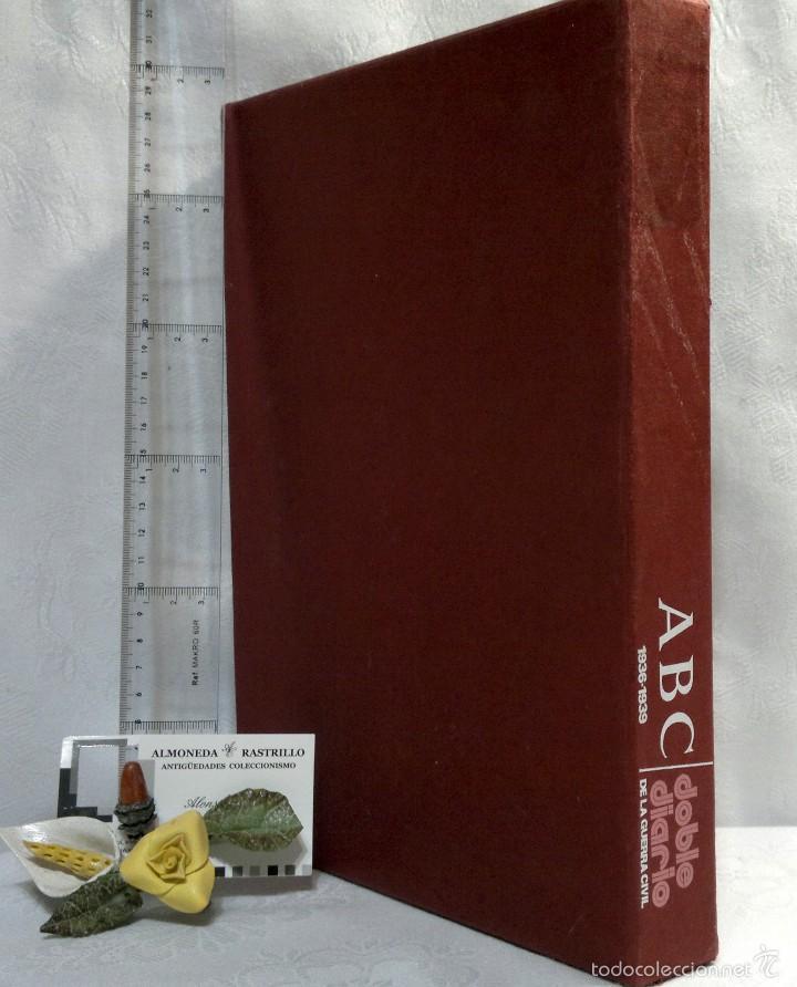 Libros de segunda mano: 1978.- DOBLE DIARIO DE LA GUERRA CIVIL. ABC 1936 -1939. Tomo 1º, FASCICULOS del 1 al 10 - Foto 11 - 57632075