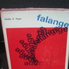 Libros de segunda mano: HISTORIA DEL FASCISMO ESPAÑOL. STANLEY G. PAYNE. RUEDO IBERICO 1965. Lote 58265908