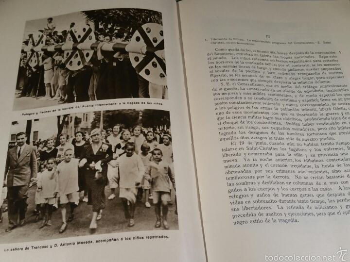 Libros de segunda mano: EVACUACIÓN Y REPATRIACION DEL SANATORIO DE GORLIZ. GUERRA CIVIL - Foto 2 - 58276378