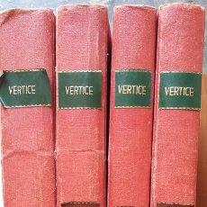 Libros de segunda mano: REVISTA VERTICE FALANJE DEL N 1 AL 21 EN 4 TOMOS. Lote 58301564