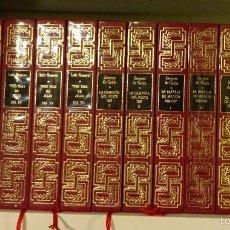 Libros de segunda mano: LAS HORA DECISIVAS DE LA GUERRA CIVIL. JACQUES DE GAULE Y LUIS ROMERO. 13 VOLÚMENES. Lote 59584655