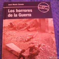 Libros de segunda mano: LOS HORRORES DE LA GUERRA . Lote 59826260