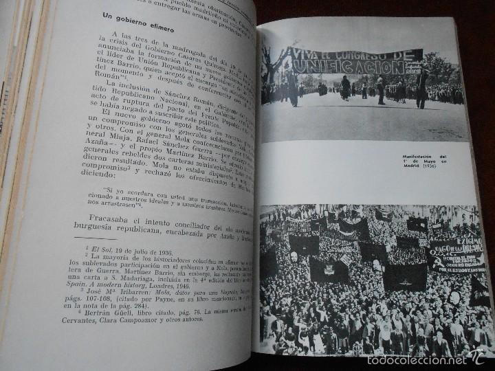 Libros de segunda mano: GUERRA Y REVOLUCIÓN EN ESPAÑA 1936-39 - Foto 3 - 60128879
