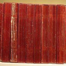 Libros de segunda mano: DOBLE DIARIO DE LA GUERRA CIVIL. 1936-1939. 10 CARPETAS CON 80 FASCÍCULOS. Lote 49286924
