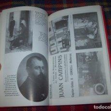 Libros de segunda mano: LA GUERRA CIVIL A CONSELL. LES PENES DE MORT. MANEL SANTANA. 1ª EDICIÓ 1996 . MALLORCA .. Lote 61693112