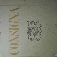 Libros de segunda mano: LIBRO REVISTA CONSIGNA REVISTA PEDAGOGICA DE LA SECCION FEMENINA DE F.E.T. Y DE LAS J.O.N.S.. Lote 139277400