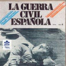 Libros de segunda mano: LA GUERRA CIVIL ESPAÑOLA / HUGHT THOMAS - FASCÍCULO 6 - EDICIONES URBIÓN - DURRUTI - AZAÑA. Lote 63981379