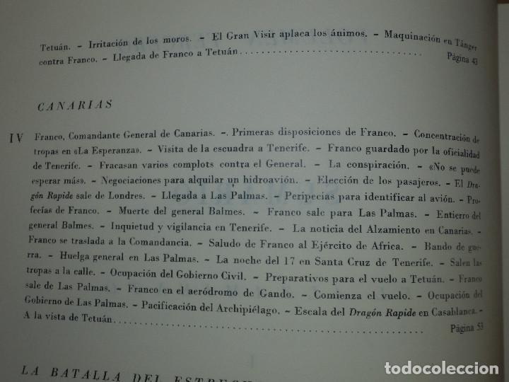 Libros de segunda mano: Libro - Historia de la Cruzada Española - Volumen III - El alzamiento - Datafilms, s.a. 1984 - Foto 7 - 66185162
