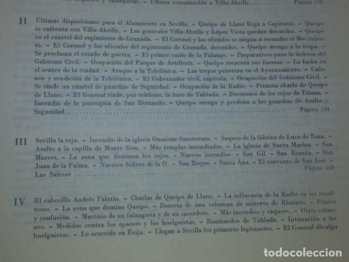 Libros de segunda mano: Libro - Historia de la Cruzada Española - Volumen III - El alzamiento - Datafilms, s.a. 1984 - Foto 11 - 66185162