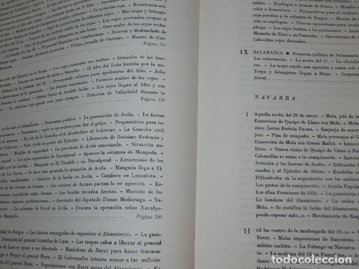 Libros de segunda mano: Libro - Historia de la Cruzada Española - Volumen III - El alzamiento - Datafilms, s.a. 1984 - Foto 13 - 66185162