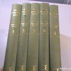 Libros de segunda mano: GUERRA Y REVOLUCIÓN EN ESPAÑA. 1936-1939 (5 TOMOS) AUTOR: GEORGES SORIA.. Lote 116085570
