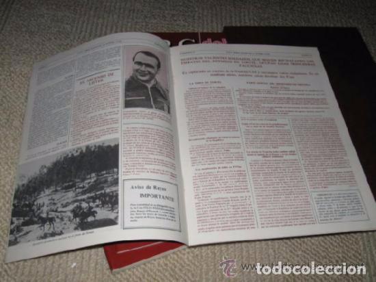 Libros de segunda mano: ABC. Doble Diario de la Guerra Civil. Noticias de la guerra. Director: Xavier Tusell, 8 tomos - Foto 3 - 69417441