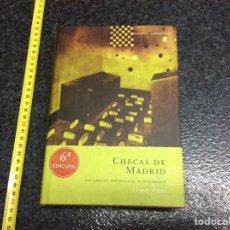 Libros de segunda mano: CHECAS DE MADRID. LAS CÁRCELES REPUBLICANAS AL DESCUBIERTO / CESAR VIDAL,. Lote 70158949