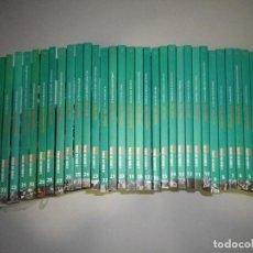 Libros de segunda mano: LA GUERRA CIVIL ESPAÑOLA MES A MES BIBLIOTECA EL MUNDO COLECCION COMPLETA 36 VOLUMENES. Lote 72072323