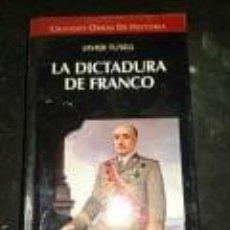 Libros de segunda mano: LA DICTADURA DE FRANCO JAVIER TUSELL-ED ALTAYA. Lote 72380631