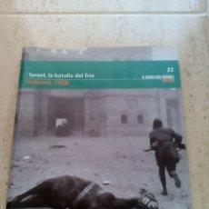 Libros de segunda mano: LIBRO TERUEL LA BATALLA DEL FRIO. Lote 74699403