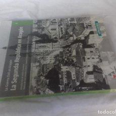 Libros de segunda mano: LA SEGUNDA REPUBLICA EN ARAGON-LA GUERRA CIVIL EN ARAGON-EL PERIODICO-DPZ. Lote 87297464