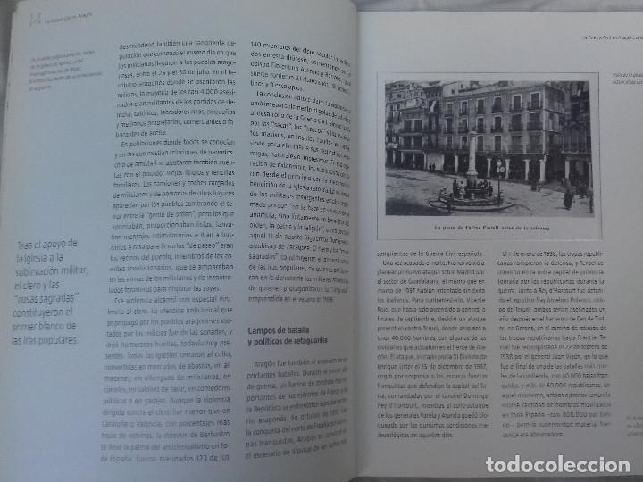 Libros de segunda mano: LA SEGUNDA REPUBLICA EN ARAGON-LA GUERRA CIVIL EN ARAGON-EL PERIODICO-DPZ - Foto 5 - 87297464