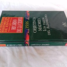 Libros de segunda mano: EPISODIOS HISTÓRICOS ESPAÑA-RICARDO DE LA CIERVA-V-35/1936 OBJETIVO MADRID-LOS FALLOS DEL ALZAMIENTO. Lote 88873528