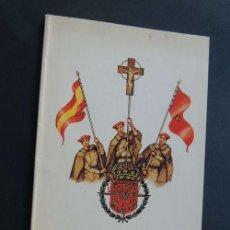 Libros de segunda mano: VIVA NAVARRA 1936 / VIGENCIA DE SU ESPIRITU EN 1980 / EDICION DEL AUTOR / CARLISMO / REQUETE. Lote 90036660