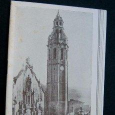 Libros de segunda mano: LIRIO DE SANGRE / BREVE BIOGRAFIA DE SOR ISABEL CALDUCH / ALCALA DE CHIVERT / CASTELLON /. Lote 90111771