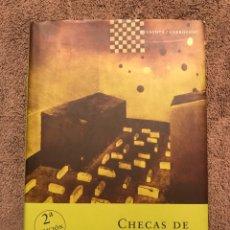 Libros de segunda mano: LIBRO, CHECAS DE MADRID, POR CÉSAR VIDAL (2003). Lote 90381506