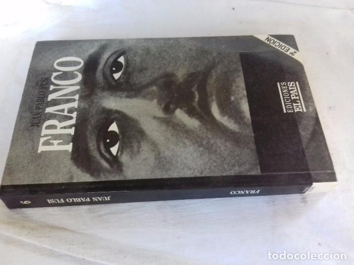 FRANCO-AUTORITARISMO Y PODER PERSONAL-JUAN PABLO FUSI-EDICIONES EL PAIS-2ª ED 1985 (Libros de Segunda Mano - Historia - Guerra Civil Española)