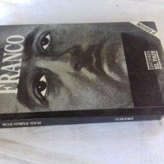 Libros de segunda mano: FRANCO-AUTORITARISMO Y PODER PERSONAL-JUAN PABLO FUSI-EDICIONES EL PAIS-2ª ED 1985. Lote 92051335