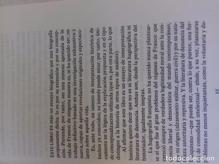 Libros de segunda mano: FRANCO-AUTORITARISMO Y PODER PERSONAL-JUAN PABLO FUSI-EDICIONES EL PAIS-2ª ED 1985 - Foto 8 - 92051335