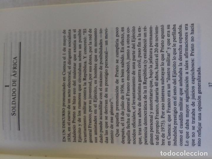 Libros de segunda mano: FRANCO-AUTORITARISMO Y PODER PERSONAL-JUAN PABLO FUSI-EDICIONES EL PAIS-2ª ED 1985 - Foto 9 - 92051335