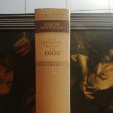 Libros de segunda mano: LOS CIPRESES CREEN EN DIOS - JOSE MARIA GIRONELLA .. Lote 92969100