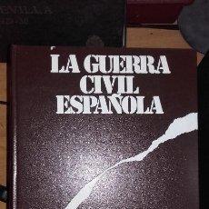 Libros de segunda mano: LA GUERRA CIVIL ESPAÑOLA, HUGH THOMAS, URBION ED 4 TOMOS. Lote 94757747