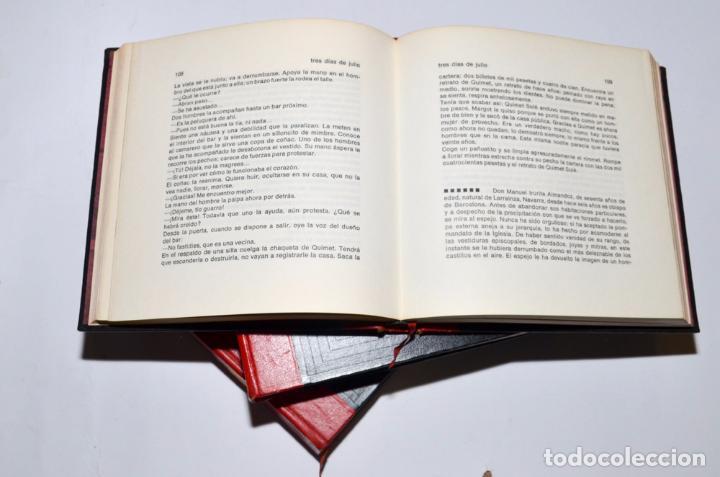 Libros de segunda mano: TRES DIAS DE JULIO (3 TOMOS) - Foto 6 - 95793535