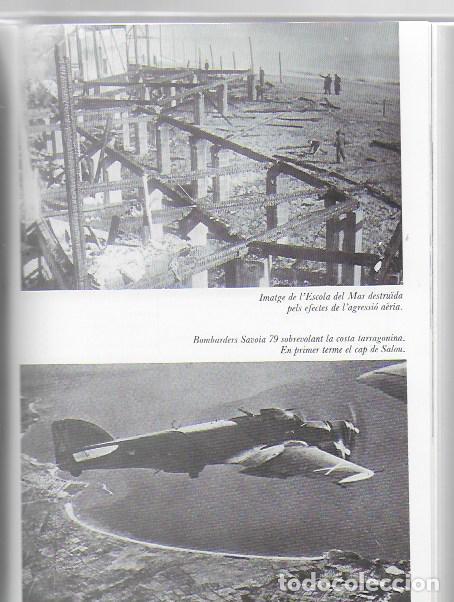 Libros de segunda mano: Catalunya sota les bombes 1936-1939 / J.M. Sole; J. Villarroya. dedicatoria autor. BCN: Pub. Abadía - Foto 4 - 96444131