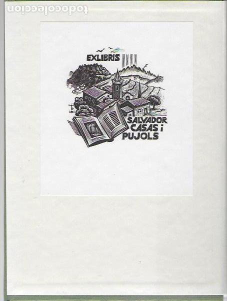 Libros de segunda mano: Catalunya sota les bombes 1936-1939 / J.M. Sole; J. Villarroya. dedicatoria autor. BCN: Pub. Abadía - Foto 8 - 96444131