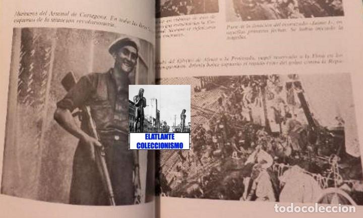 Libros de segunda mano: LA FLOTA ES ROJA PAPEL CLAVE RADIOTELEGRAFISTA BENJAMIN BALBOA - DANIEL SUEIRO GUERRA CIVIL EN MAR - Foto 9 - 97780707
