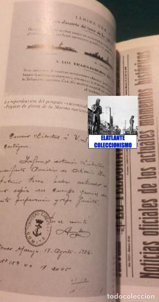Libros de segunda mano: LA FLOTA ES ROJA PAPEL CLAVE RADIOTELEGRAFISTA BENJAMIN BALBOA - DANIEL SUEIRO GUERRA CIVIL EN MAR - Foto 10 - 97780707