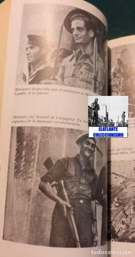 Libros de segunda mano: LA FLOTA ES ROJA PAPEL CLAVE RADIOTELEGRAFISTA BENJAMIN BALBOA - DANIEL SUEIRO GUERRA CIVIL EN MAR - Foto 11 - 97780707