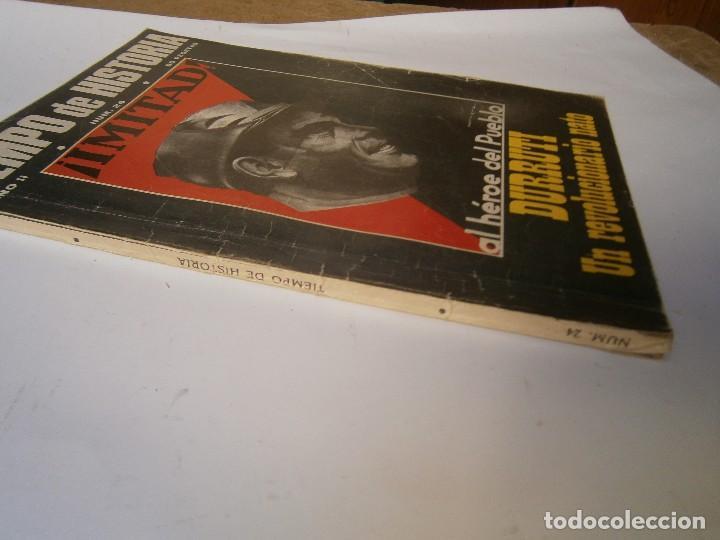 Libros de segunda mano: HISTORIA MILITAR - TIEMPO DE HISTORIA N 24 DURUTI UN REVOLUCIONARIO DEL PUEBLO - Foto 2 - 129995570