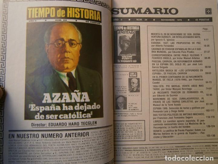 Libros de segunda mano: HISTORIA MILITAR - TIEMPO DE HISTORIA N 24 DURUTI UN REVOLUCIONARIO DEL PUEBLO - Foto 3 - 129995570