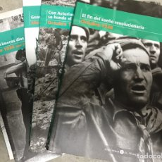 Libros de segunda mano: TOMOS COMPLETO GUERRA CIVIL ESPAÑOLA MES A MES. Lote 98332736