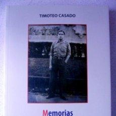 Libros de segunda mano: MEMORIAS DE UN GUDARI REPUBLICANO, GUERRA CIVIL.. Lote 98412559