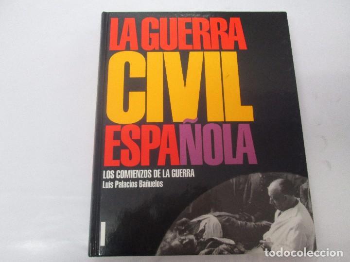 Libros de segunda mano: LA GUERRA CIVIL ESPAÑOLA. LUIS PALACIOS BAÑUELOS. 7 LIBROS. EDICION EDILIBRO. VER FOTOGRAFIAS - Foto 6 - 98874471