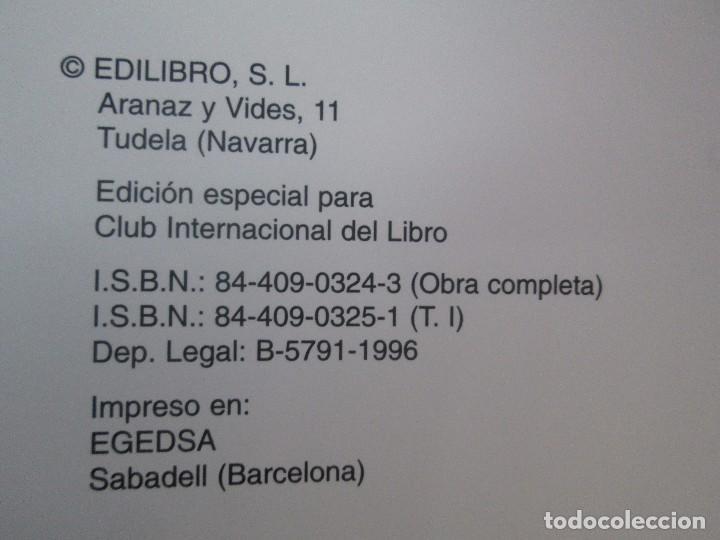 Libros de segunda mano: LA GUERRA CIVIL ESPAÑOLA. LUIS PALACIOS BAÑUELOS. 7 LIBROS. EDICION EDILIBRO. VER FOTOGRAFIAS - Foto 8 - 98874471