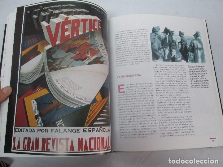 Libros de segunda mano: LA GUERRA CIVIL ESPAÑOLA. LUIS PALACIOS BAÑUELOS. 7 LIBROS. EDICION EDILIBRO. VER FOTOGRAFIAS - Foto 10 - 98874471