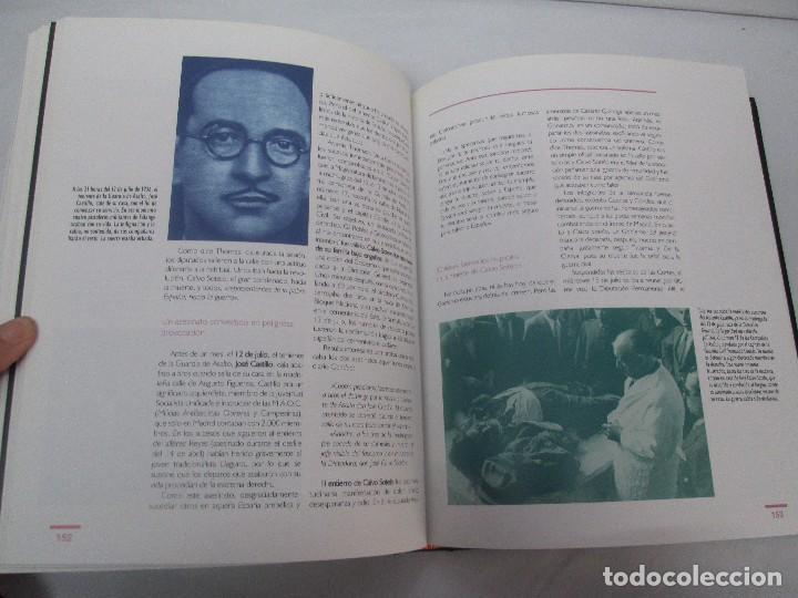 Libros de segunda mano: LA GUERRA CIVIL ESPAÑOLA. LUIS PALACIOS BAÑUELOS. 7 LIBROS. EDICION EDILIBRO. VER FOTOGRAFIAS - Foto 11 - 98874471