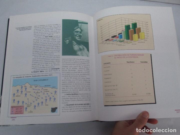Libros de segunda mano: LA GUERRA CIVIL ESPAÑOLA. LUIS PALACIOS BAÑUELOS. 7 LIBROS. EDICION EDILIBRO. VER FOTOGRAFIAS - Foto 12 - 98874471