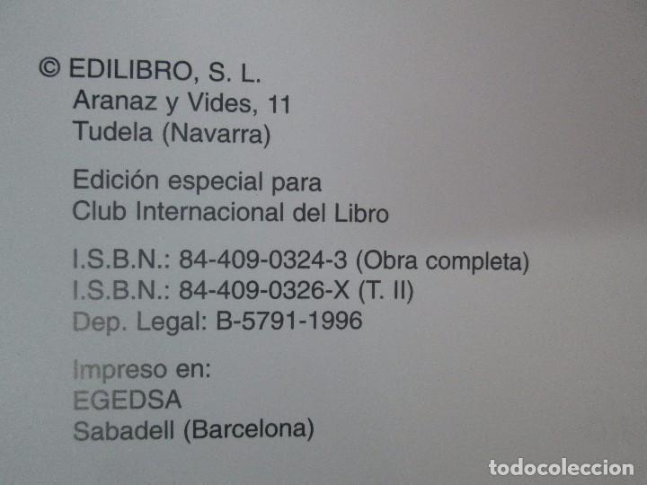 Libros de segunda mano: LA GUERRA CIVIL ESPAÑOLA. LUIS PALACIOS BAÑUELOS. 7 LIBROS. EDICION EDILIBRO. VER FOTOGRAFIAS - Foto 16 - 98874471
