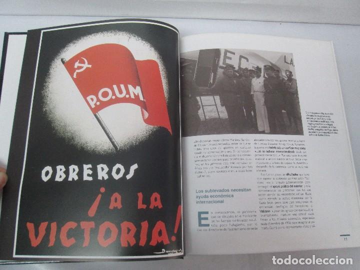 Libros de segunda mano: LA GUERRA CIVIL ESPAÑOLA. LUIS PALACIOS BAÑUELOS. 7 LIBROS. EDICION EDILIBRO. VER FOTOGRAFIAS - Foto 18 - 98874471