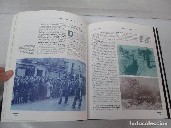 Libros de segunda mano: LA GUERRA CIVIL ESPAÑOLA. LUIS PALACIOS BAÑUELOS. 7 LIBROS. EDICION EDILIBRO. VER FOTOGRAFIAS - Foto 19 - 98874471
